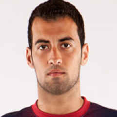 Sergio Busquets Fans Social Profile