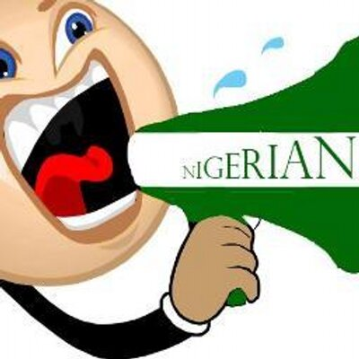 LoudMouthed Nigerian
