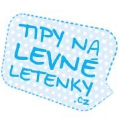 TipyNaLevneLetenky