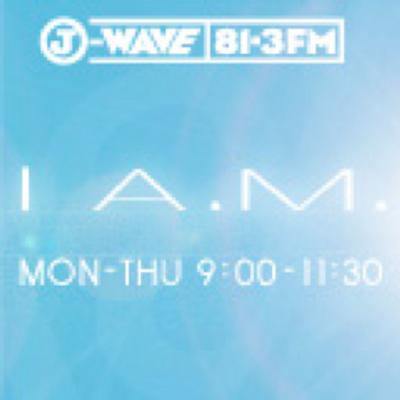 J-WAVE I A.M. | Social Profile