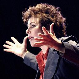 Ruby Wax Social Profile