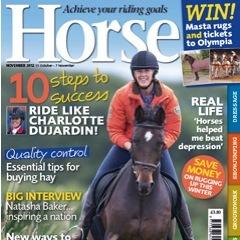 Horse magazine Social Profile
