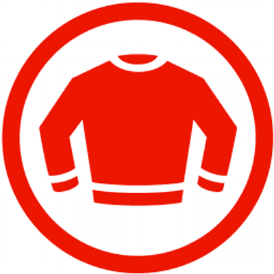 Red Sweater | Social Profile