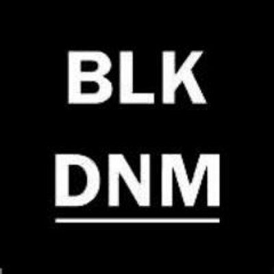 BLK DNM   Social Profile