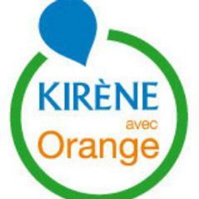 KIRENE avec Orange