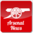 @ArsenalNewsApp