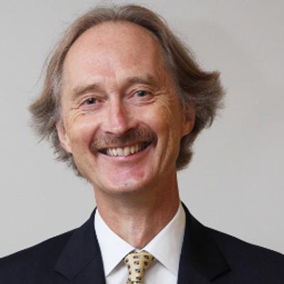 Geir O. Pedersen | Social Profile