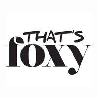 That's Foxy   Social Profile