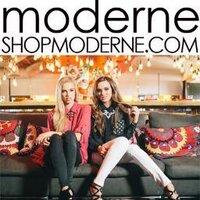 ShopModerne.com | Social Profile