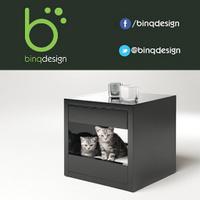 Binq Design | Social Profile