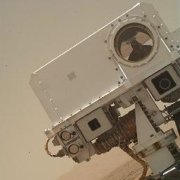 Curiosity Rover  Twitter Hesabı Profil Fotoğrafı