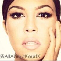 Kourtney Kardashian | Social Profile