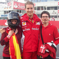 Ferrari Spiderpig   Social Profile