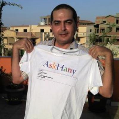 Hany Rasmy | Social Profile