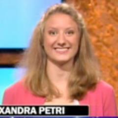 Alexandra Petri Social Profile