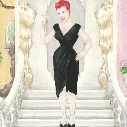 Vintage Patisserie Social Profile
