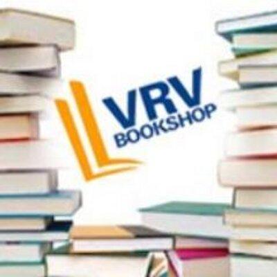 VRV Bookshop | Social Profile