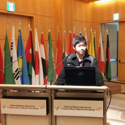 Jungwoo John Park   Social Profile