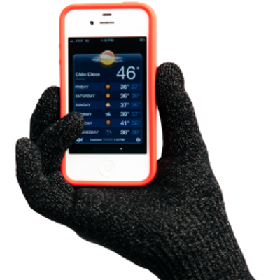 Agloves Touch Gloves | Social Profile