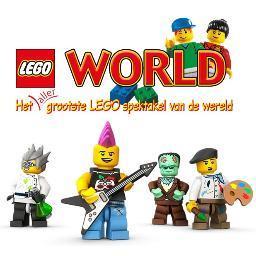 LEGO WORLD  Twitter Hesabı Profil Fotoğrafı