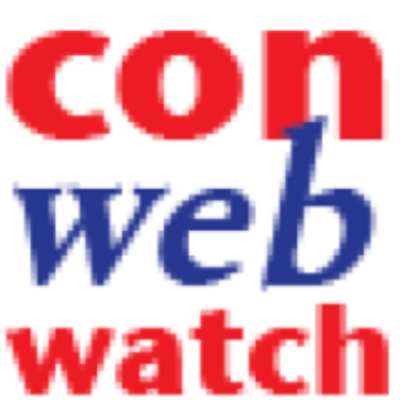 ConWebWatch | Social Profile