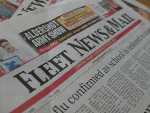 Fleet & Yateley News  Twitter Hesabı Profil Fotoğrafı