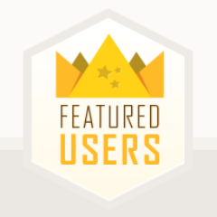 Featured Users Social Profile