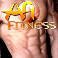AF1 Fitness   Social Profile