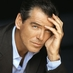 Pierce Brosnan's Twitter Profile Picture