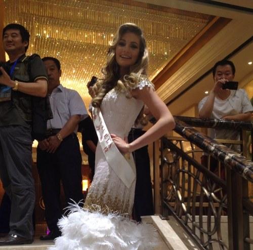 Miss Vzla Mundo 2011 Social Profile