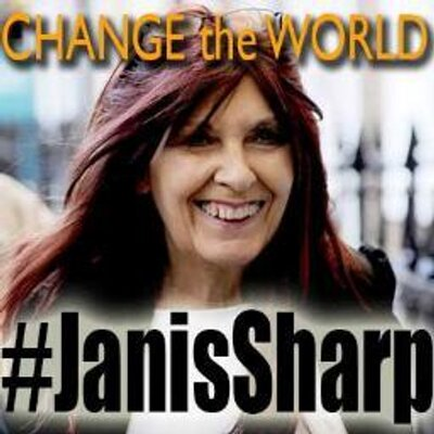 Janis Sharp | Social Profile