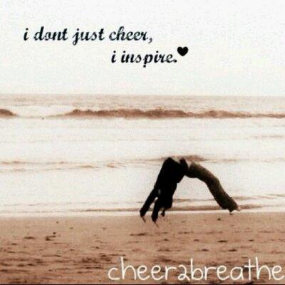 Cheerleader. | Social Profile