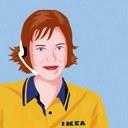 Photo of IKEA_jp_Anna's Twitter profile avatar