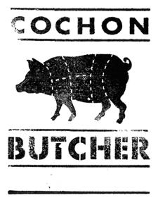 Cochon Butcher Social Profile