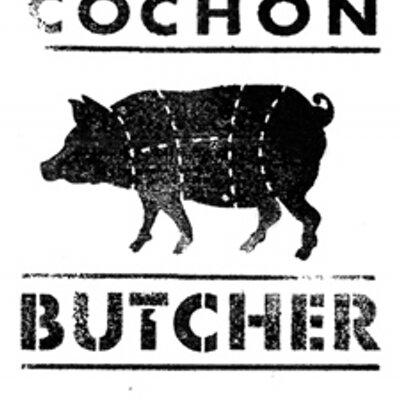 Cochon Butcher | Social Profile