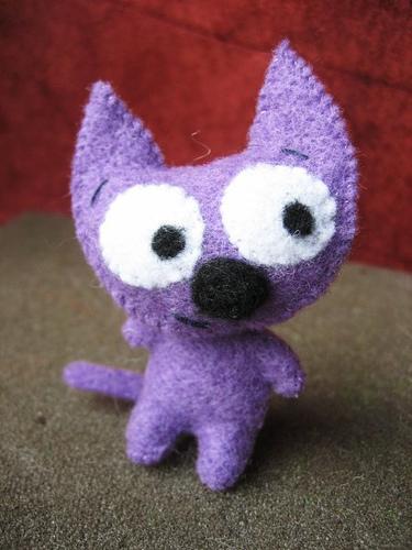 Mor Kedi ™  Twitter Hesabı Profil Fotoğrafı