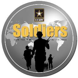 Soldiers Magazine Social Profile