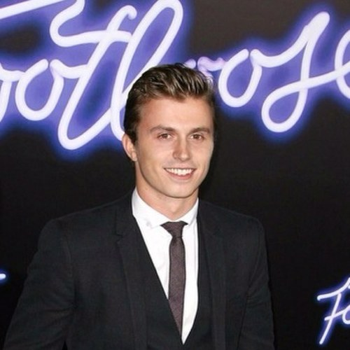 Kenny Wormald Social Profile