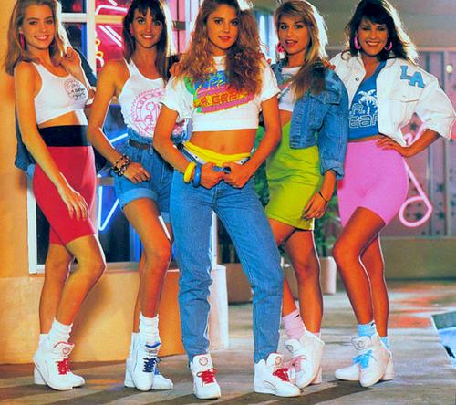photo of girls 80's clothing № 1546