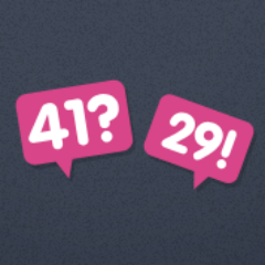 41? 29!  Twitter Hesabı Profil Fotoğrafı