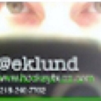 Hockey Buzz Eklund   Social Profile