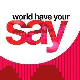 World Have Your Say Social Profile