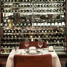 Wine Restaurants Social Profile