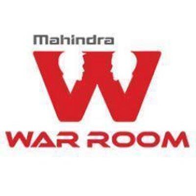 Mahindra War Room