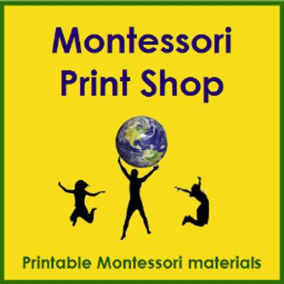 Montessori PrintShop | Social Profile
