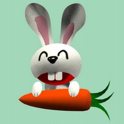 刚健兔子 | Social Profile