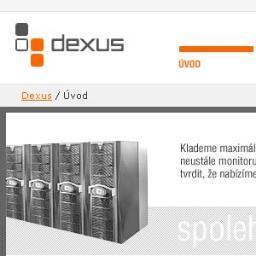 Dexus hosting