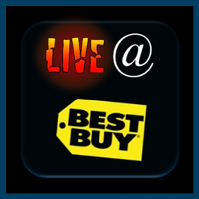 Live @ Best Buy | Social Profile