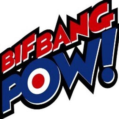 Bif Bang Pow! | Social Profile