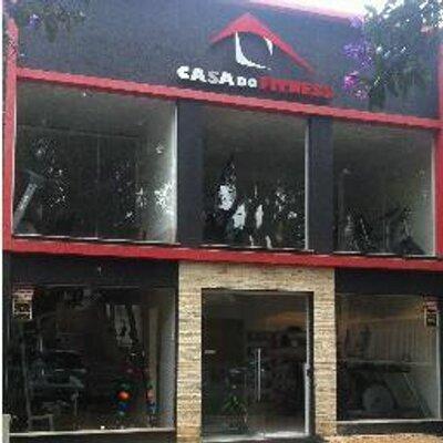 Casa do Fitness CWB | Social Profile